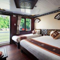 Отель Halong Apricot Cruise 3* Стандартный номер с различными типами кроватей