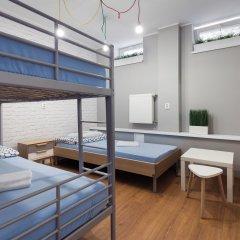 Tatamka Hostel Номер с общей ванной комнатой