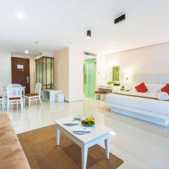 Andaman Beach Suites Hotel комната для гостей фото 11