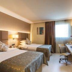 Отель Ramada Sofia City Center 4* Номер Делюкс с 2 отдельными кроватями