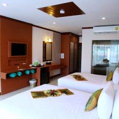Отель Chivatara Resort & Spa Bang Tao Beach 4* Люкс с различными типами кроватей