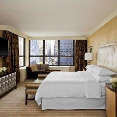 Отель Sheraton New York Times Square 4* Стандартный номер с различными типами кроватей фото 4