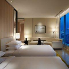 Отель Park Hyatt Bangkok 5* Стандартный номер с 2 отдельными кроватями