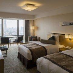 Asakusa View Hotel 4* Улучшенный номер с 2 отдельными кроватями