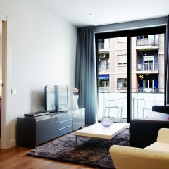 Апартаменты Sensation Sagrada Familia Апартаменты с различными типами кроватей