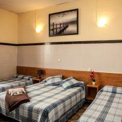 Отель Pensión Segre 2* Стандартный номер с различными типами кроватей