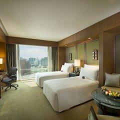 Отель Conrad Bangkok Таиланд, Бангкок - отзывы, цены и фото номеров - забронировать отель Conrad Bangkok онлайн комната для гостей фото 8