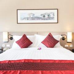 Отель Deevana Plaza Phuket 4* Номер Делюкс с различными типами кроватей фото 3