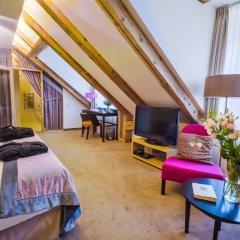 Отель Dome SPA 5* Номер Делюкс с различными типами кроватей