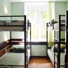 Хостел-П Кровать в общем номере с двухъярусной кроватью фото 3