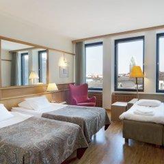 Original Sokos Hotel Vaakuna Helsinki 3* Стандартный номер с разными типами кроватей фото 11