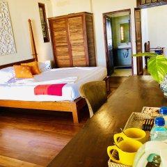 Отель Thaproban Beach House 3* Улучшенный номер с различными типами кроватей