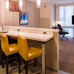 Отель Residence Inn by Marriott Seattle University District 3* Студия с двуспальной кроватью