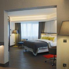 Отель Crowne Plaza Belgrade Сербия, Белград - отзывы, цены и фото номеров - забронировать отель Crowne Plaza Belgrade онлайн комната для гостей фото 2