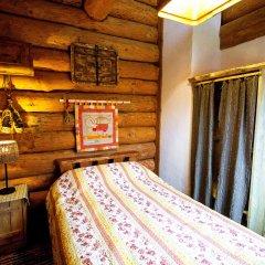 Гостевой дом Бобровая Долина Номер Эконом разные типы кроватей