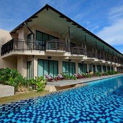 Отель Centra by Centara Coconut Beach Resort Samui 4* Номер Делюкс с различными типами кроватей