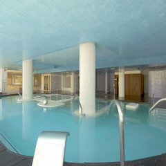 Отель Iberostar Playa Gaviotas - All Inclusive закрытый бассейн