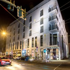 Almodovar Hotel Biohotel Berlin фасад