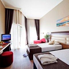 Sueno Hotels Beach Side 5* Стандартный номер с различными типами кроватей фото 2