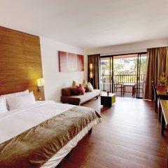 Отель Kamala Beach Resort a Sunprime Resort 4* Номер Делюкс с различными типами кроватей фото 5