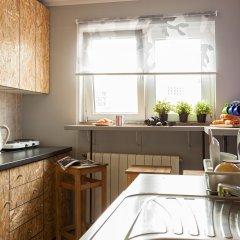 Hostel and Apartments 360º Апартаменты с различными типами кроватей