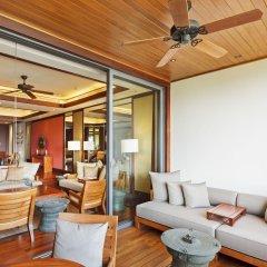Отель Andara Resort Villas гостиная фото 2