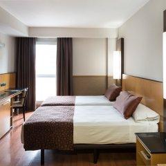 Hotel Catalonia Atenas 4* Стандартный номер с различными типами кроватей фото 12