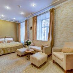 Мини-Отель Поликофф Люкс с разными типами кроватей