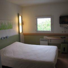 Отель Ibis Budget Liège 3* Стандартный номер с различными типами кроватей