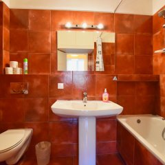 Отель City Central Hostel Swidnicka Польша, Вроцлав - отзывы, цены и фото номеров - забронировать отель City Central Hostel Swidnicka онлайн ванная