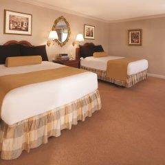 Отель Paris Las Vegas 4* Стандартный номер с различными типами кроватей фото 2