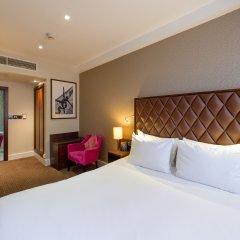 Отель Doubletree by Hilton London Marble Arch 4* Гостевой номер с двуспальной кроватью