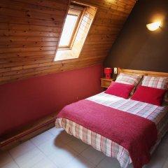 Отель Ostería Roc'n'Cris Homebrew 3* Стандартный номер разные типы кроватей