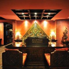 Отель Siralanna Phuket ресепшен