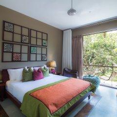 Отель Thilanka Resort and Spa 4* Номер Делюкс с различными типами кроватей