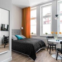 Апартаменты Sanhaus Apartments - Fiszera Люкс с различными типами кроватей