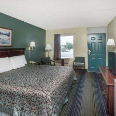 Отель Days Inn Harrison Стандартный номер с различными типами кроватей