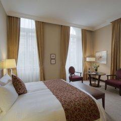 Corinthia Hotel Budapest 5* Люкс повышенной комфортности с различными типами кроватей