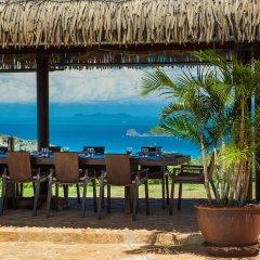 Отель Villa Katrani Самуи место для завтрака фото 3