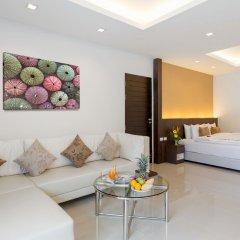 Отель Patong Bay Hill Resort 4* Люкс с различными типами кроватей