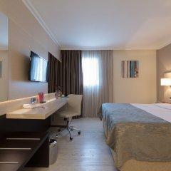 Отель Ramada Sofia City Center 4* Номер Делюкс с различными типами кроватей