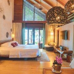 Отель The Tubkaak Krabi Boutique Resort 5* Стандартный номер с различными типами кроватей
