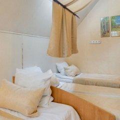 Гостиница Замок Домодедово Номер с общей ванной комнатой с различными типами кроватей (общая ванная комната)