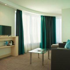 Гостиница Hampton by Hilton Moscow Strogino (Хэмптон бай Хилтон) 3* Стандартный номер разные типы кроватей фото 6