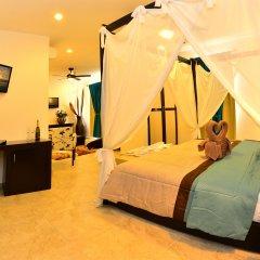Отель Posada Mariposa Boutique 4* Люкс повышенной комфортности