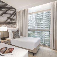 Отель Ascott Orchard Singapore 4* Люкс повышенной комфортности с различными типами кроватей