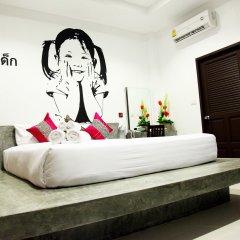 Отель Alphabeto Resort 3* Вилла с различными типами кроватей