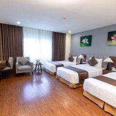 Muong Thanh Sapa Hotel 3* Номер Делюкс с различными типами кроватей