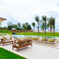 Отель Fusion Resort Phu Quoc Вьетнам, Остров Фукуок - отзывы, цены и фото номеров - забронировать отель Fusion Resort Phu Quoc онлайн бассейн