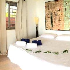 Отель Villa Vahineria 5pax 4* Вилла с различными типами кроватей